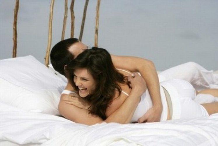 Stimulation sexuelle chez la femme et chez l'homme